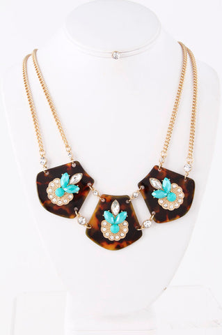 Tigress Necklace - My Jewel Candy - 1