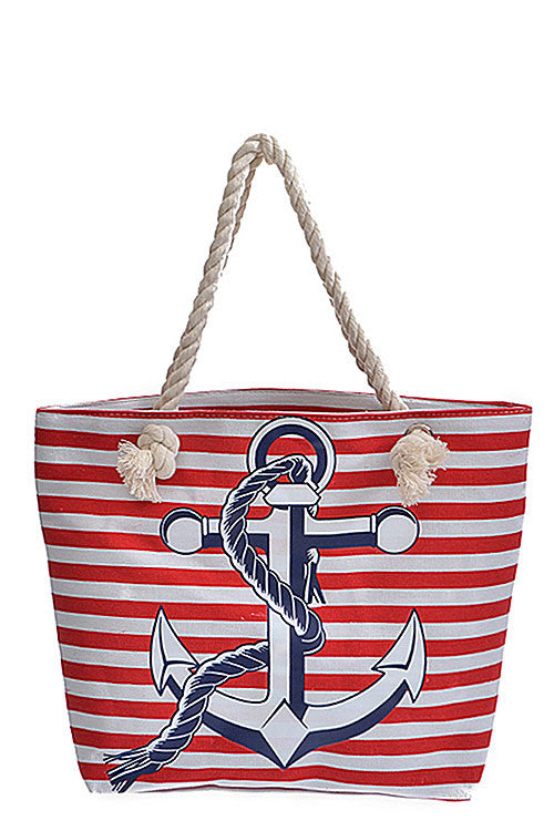 Anchor Tote Bag - My Jewel Candy