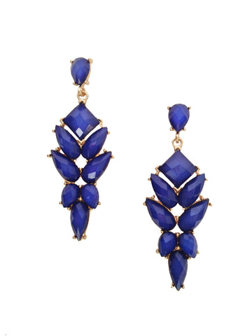 Blue Lagoon Earrings - My Jewel Candy