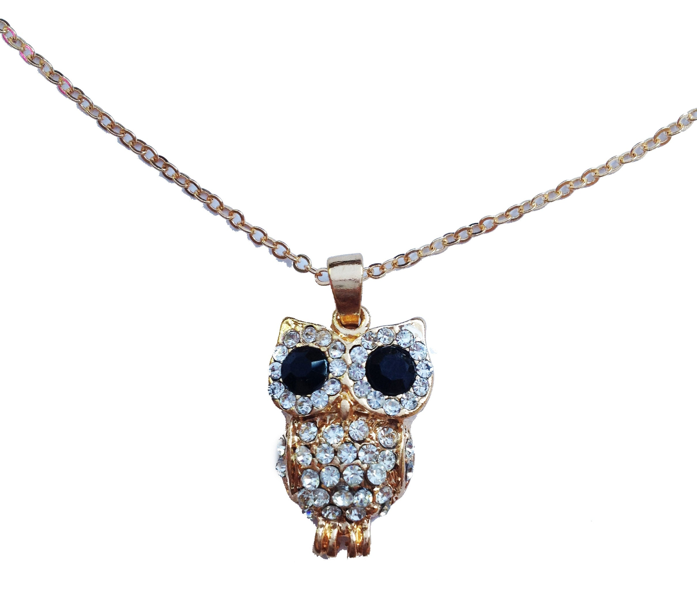 img haute collections owl leather pendant styles necklace with product