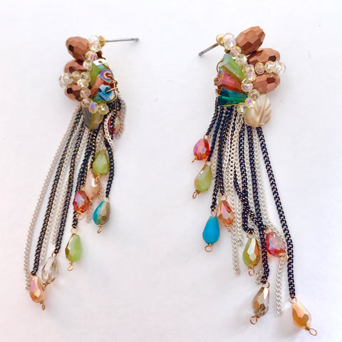 Decadence Dangly Earrings