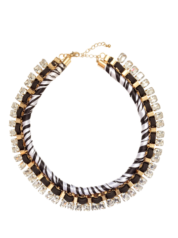 Jungle Boogie Necklace - My Jewel Candy