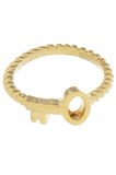 Gold Key Knuckle Ring - My Jewel Candy - 2