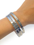 Love Bangle Bracelet (As seen in Redbook) - My Jewel Candy - 3