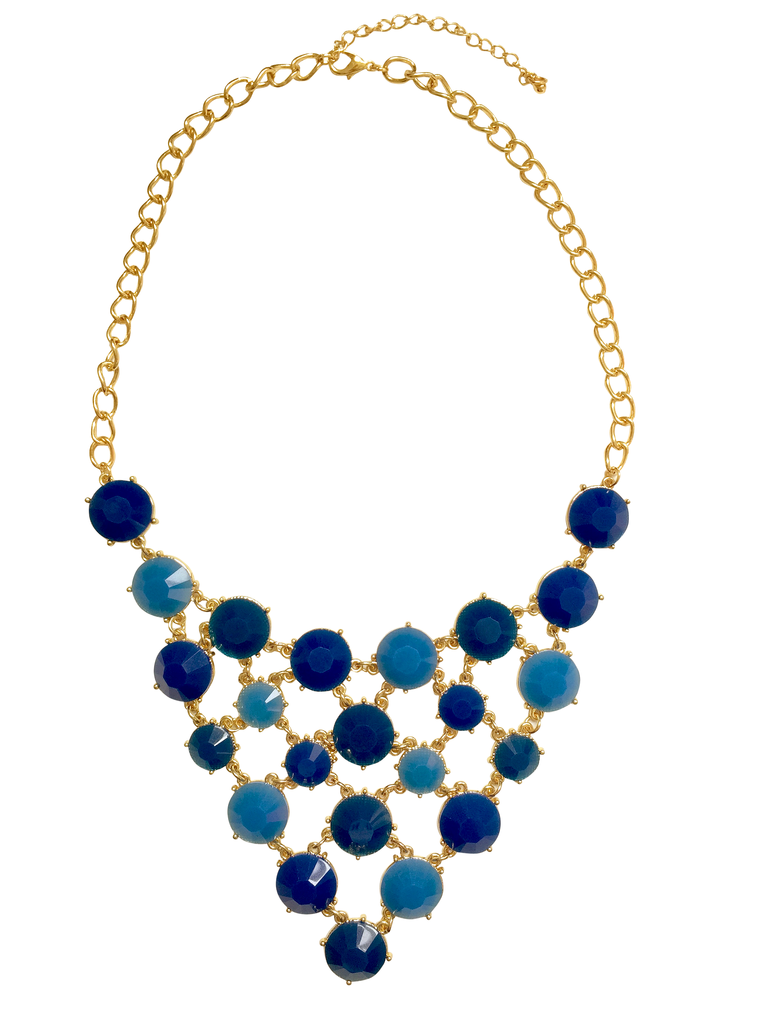 Ocean Net Necklace - My Jewel Candy