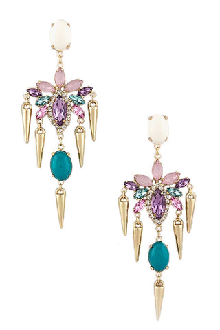 Principessa Earrings - My Jewel Candy