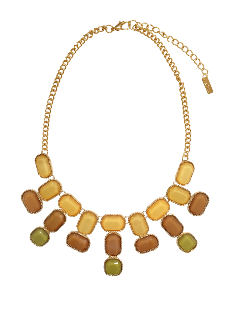 Toasted Martini Necklace - My Jewel Candy