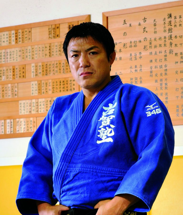 Remembering Judo Legend Toshihiko Koga