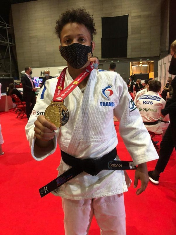 Judo Fanatics Exclusive Interview with Amandine Buchard