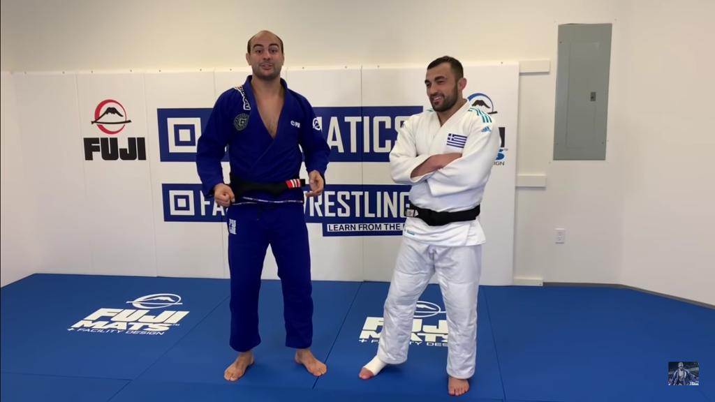 Stories and Technique With Ilias Iliadis