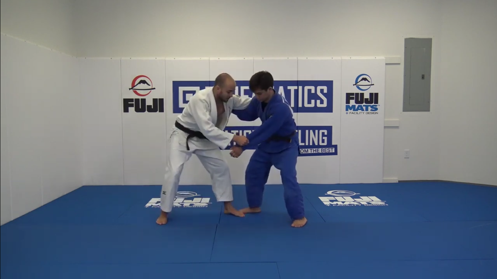 Kouchi Gari With Ugo LeGrand
