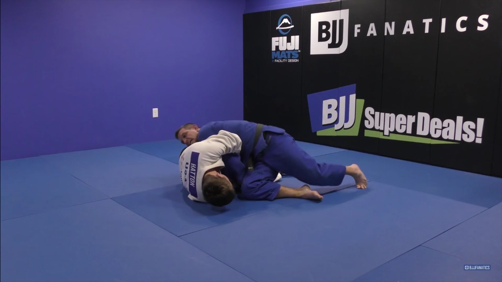 Preventing The Kimura With Jimmy Pedro