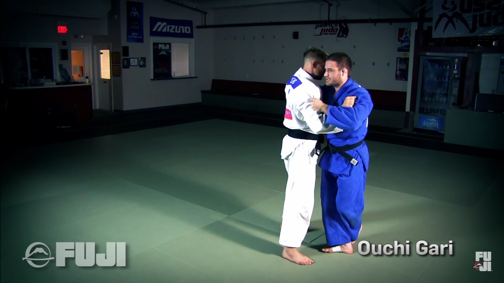 Judo Foundations With Travis Stevens