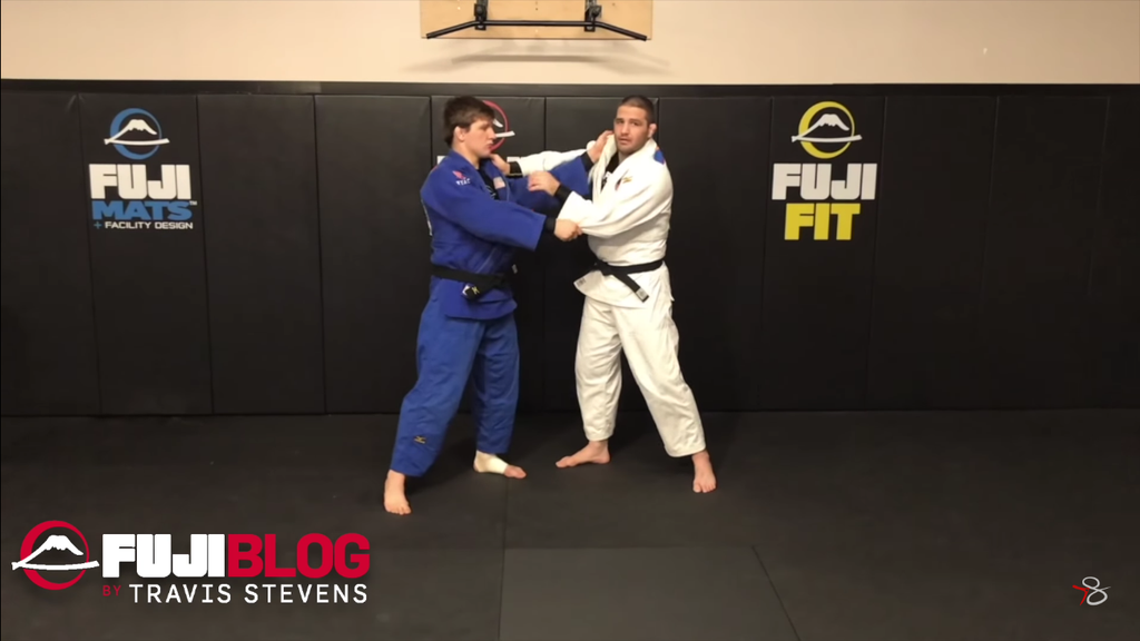 The Number One Concept In Judo With Travis Stevens