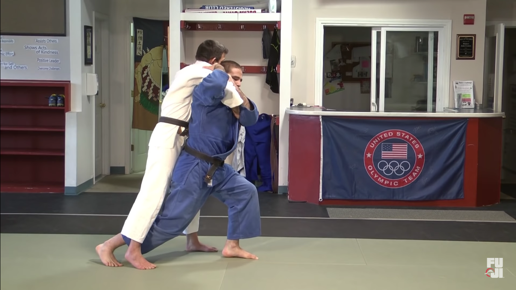 Ippon Seoi Nage Tips With Travis Stevens