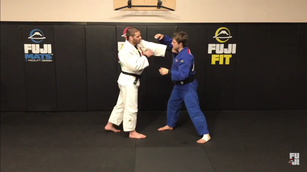 Getting A High Grip With Travis Stevens