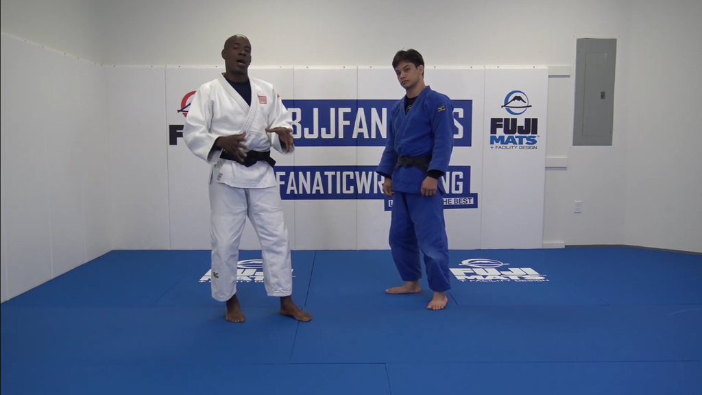 Self Mastery Through Judo