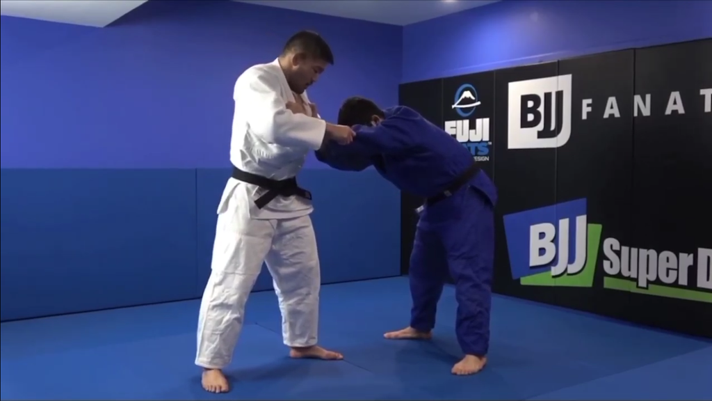 Throwing Tips Against A Stalling Opponent, With Satoshi Ishii