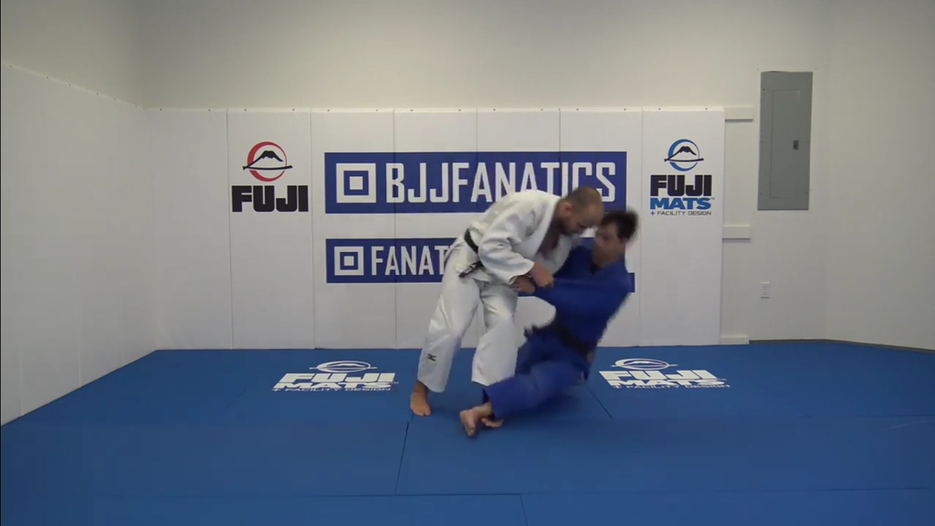 Combo Moves With Ugo Legrand