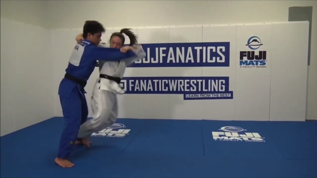 Combination Tactics With Angelica Delgado