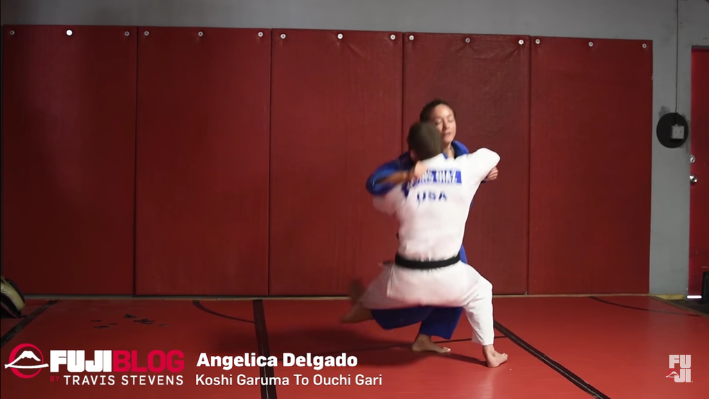 More Ouchi Gari Tips With Angie Delgado