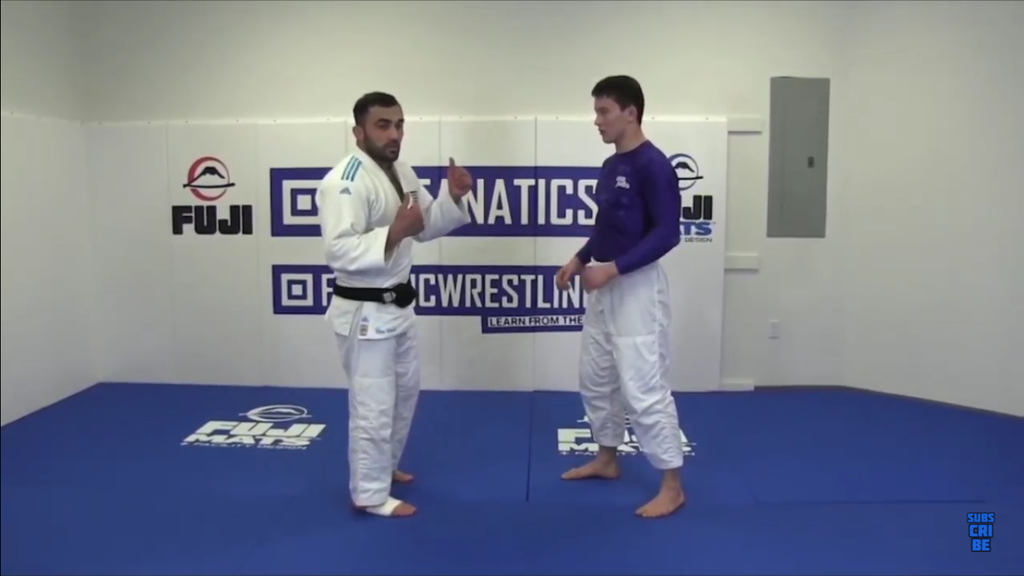 Develop A Killer Grip With Ilias Iliadis