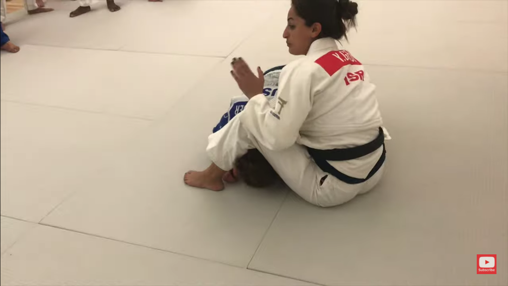 Set Up This Slick Choke With Yarden Gerbi