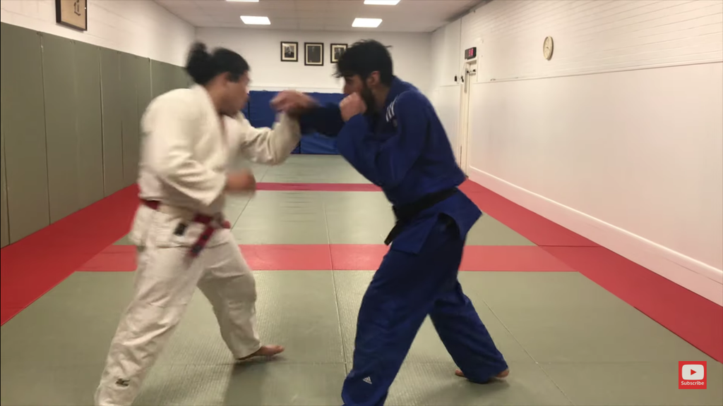 Use Your Judo For Self Defense