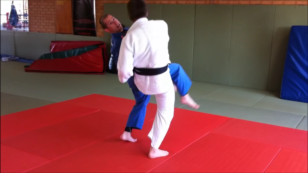 3 Killer Foot Sweeps With Matt D'Aquino
