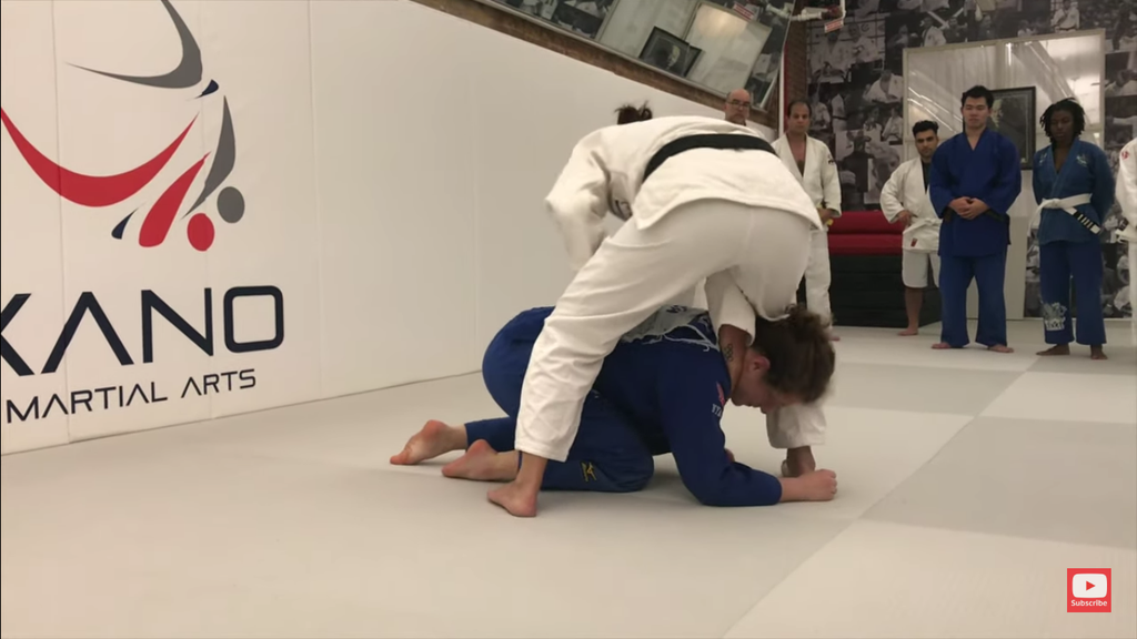 Check Out This Canto Choke Variation!