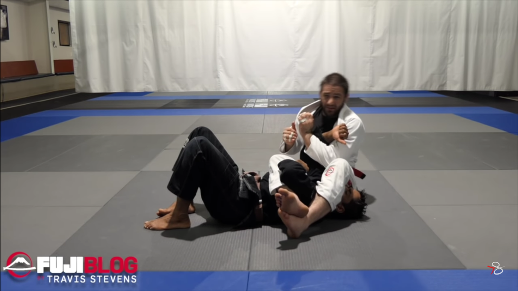 Analyze Your Armbar With Travis Stevens