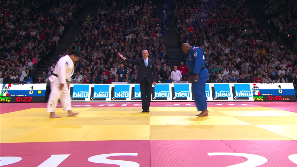 Teddy Riner Suffers First Defeat In 10 Years