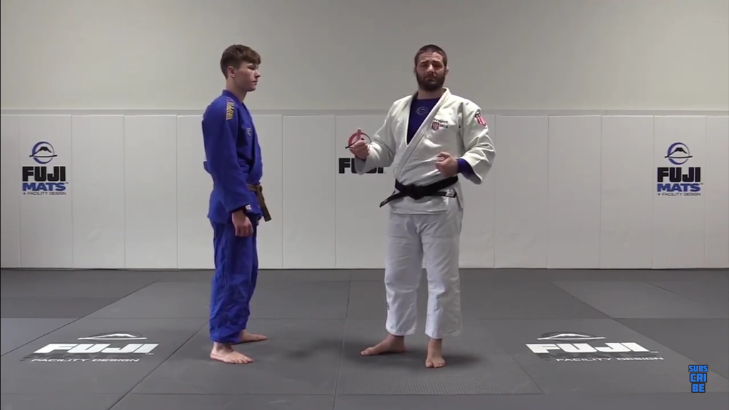 Drills For On The Mat Strength With Satoshi Ishii and Travis Stevens