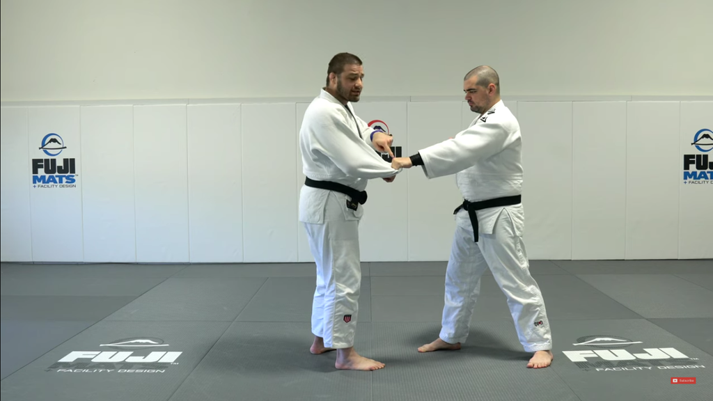 Gritty Grip Fighting Details With Travis Stevens