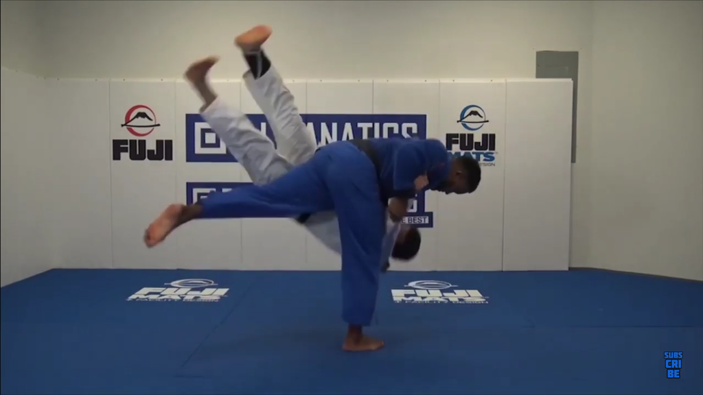 Get Your Judo Fix with Two Judo Juggernauts