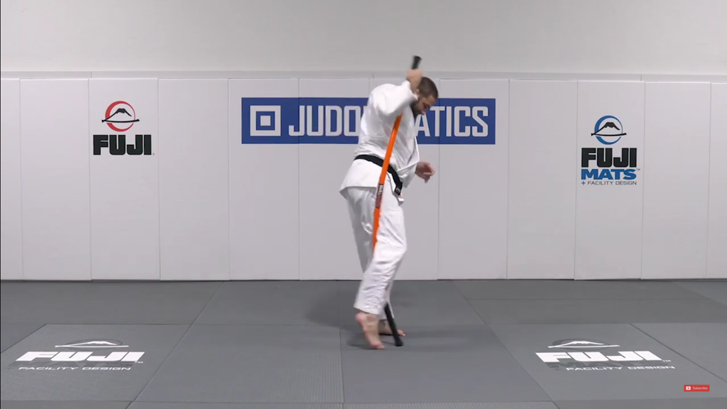 Get On The Stick And Improve Your Judo With Travis Stevens