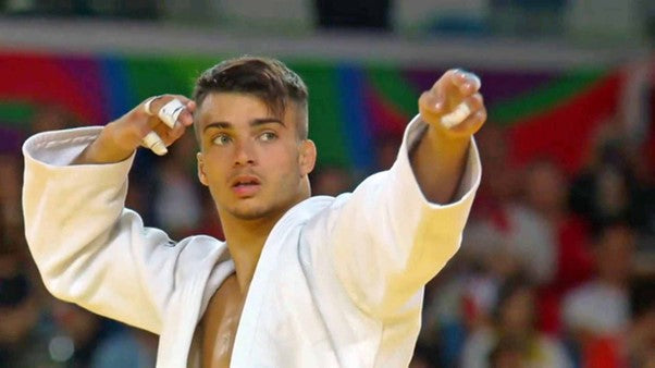 Fabio Basile's Path To Olympic Gold