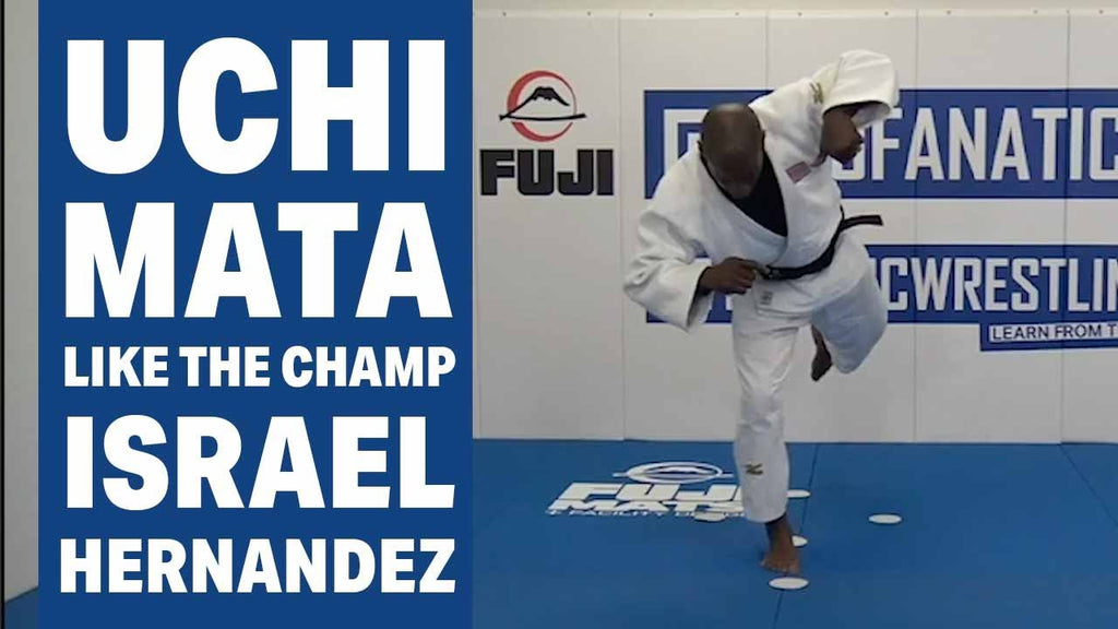 Sharpen Your Uchimata With Israel Hernandez
