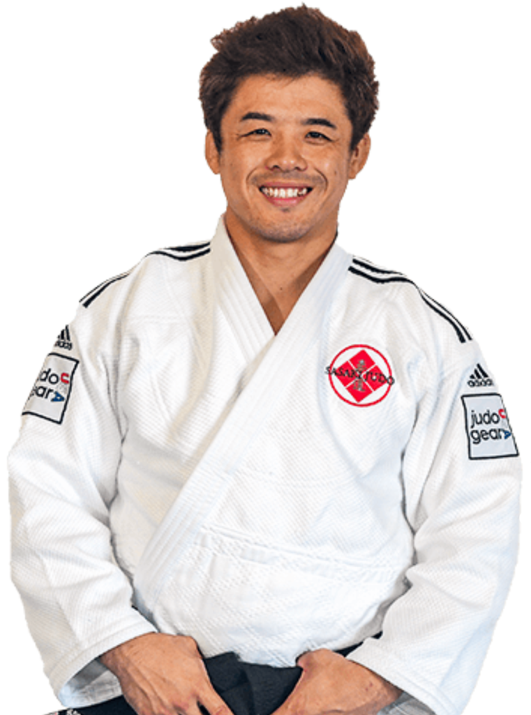 Increase Your Ippon Arsenal with Shinjiro Sasaki