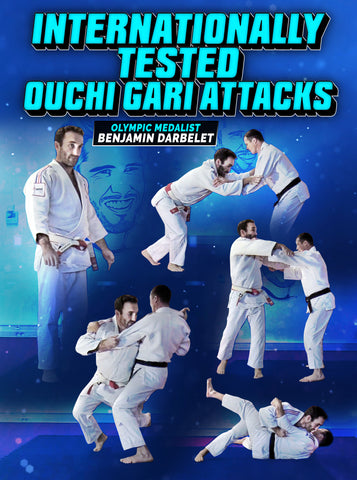 Internationally Tested Ouchi Gari Attacks by Benjamin Darbelet