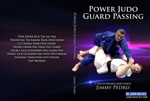 Power Judo Guard Passing by Jimmy Pedro