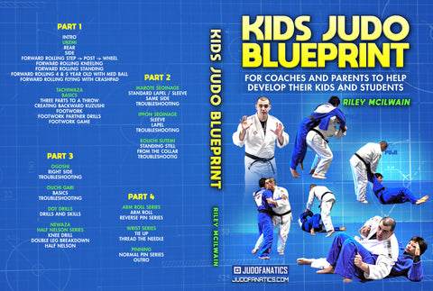 Kids Judo Blueprint by Riley Mcilwain