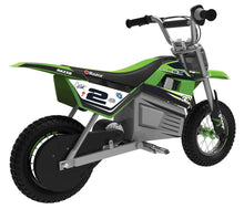 Load image into Gallery viewer, Razor SX350 Dirt Rocket McGrath Electric Motocross - Green
