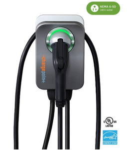 ChargePoint Home Flex WiFi Enabled Electric Vehicle (EV) Charger, Indoor/Outdoor, 23ft Cord 6-50 NEMA