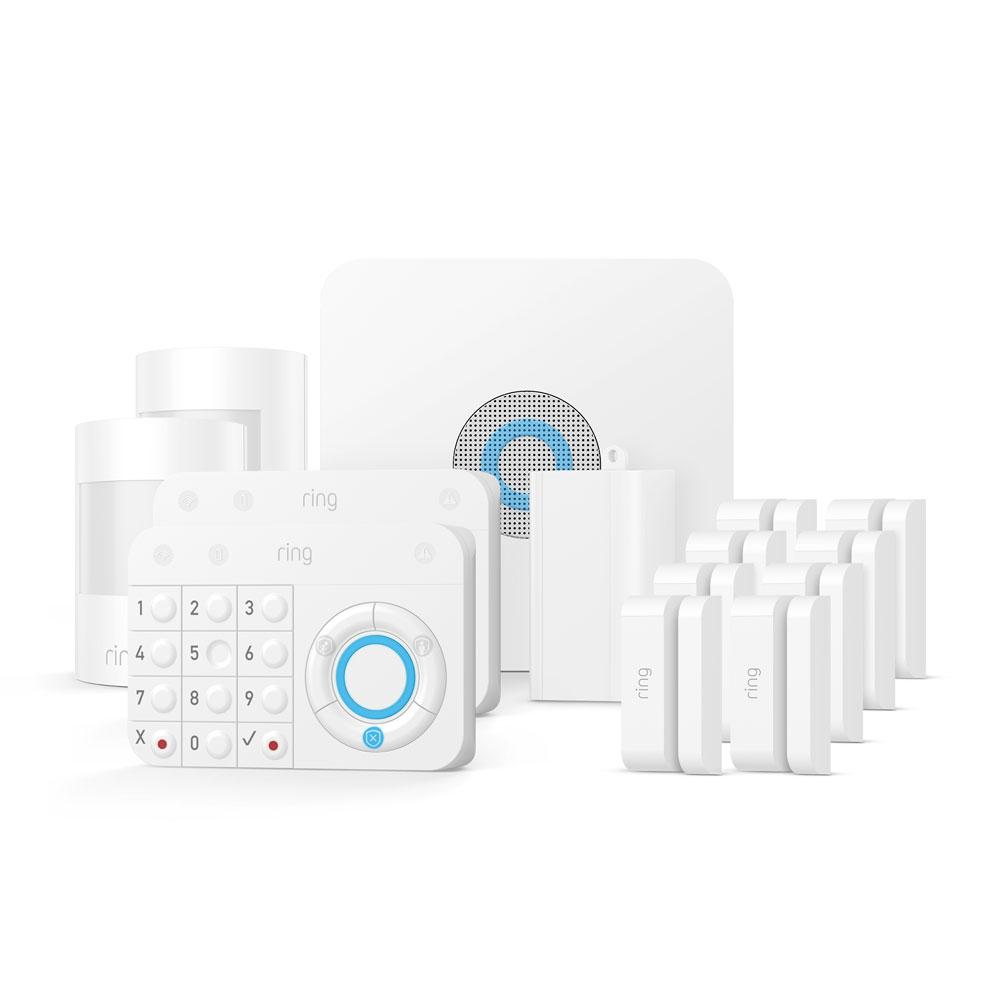 Ring - Alarm Security Kit (14 piece)