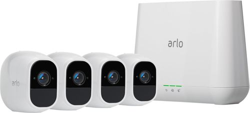 Arlo Pro 2 - Wireless Home Security Camera Starter System