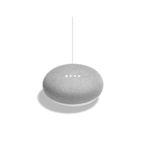 Google Home Mini - Smart Speaker with Google Assistant (chalk)