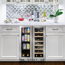 "Load image into Gallery viewer, N'FINITY PRO HDX 24"" Wine and Beverage Center"