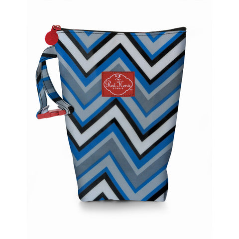 2 Red Hens Diaper Pack - Chevron Stripes