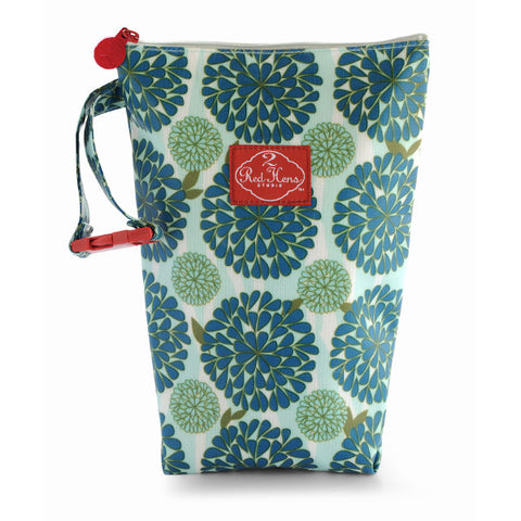 2 Red Hens Diaper Pack - Peacock Mum